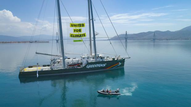 Należący do Greenpeace żaglowo-motorowy jacht Rainbow Warrior miał w piątek odwiedzić Gdańsk. Tak się jednak nie stanie.