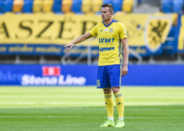 Adam Deja jest jednym z najpewniejszych punktów w zespole Jacka Zielińskiego. Tylko raz na siedem meczów ligowych, usiadł na ławce rezerwowych.