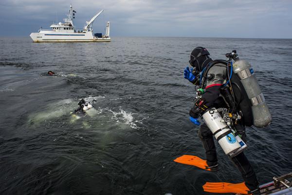 Instytut Morski prowadzi innowacyjne badania związane z bezpieczeństwem i ochroną środowiska.