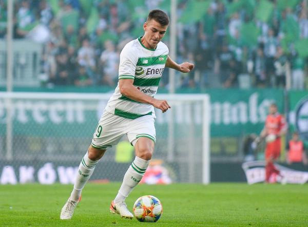 Karol Fila strzelił bramkę dla reprezentacji Polski do lat 21. Zespół Czesława Michniewicza pokonał Estonię 4:0 w meczu eliminacji mistrzostw Europy.