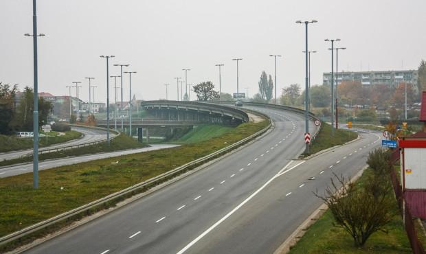Aż cztery z dziewięciu zaplanowanych zadań dotyczą modernizacji węzła łączącego Trasę W-Z z al. Sikorskiego na Chełmie.