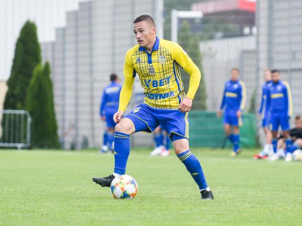 Michał Nalepa rozegrał 150 oficjalnych meczów w pierwszej drużynie Arki Gdynia, z tego 74 w ekstraklasie.