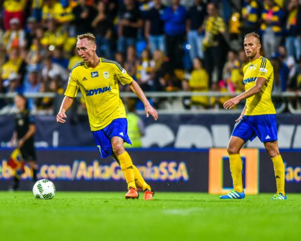 Adam Marciniak jest wychowankiem ŁKS Łódź, a Antoni Łukasiewicz grał tam w sezonie 2011/12. Obaj zgodnie deklarują, że w sobotnim meczu z tym klubem wygrać może tylko Arka Gdynia.