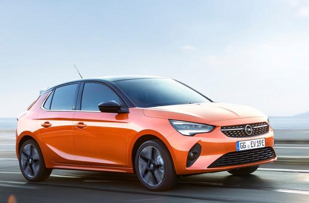 """Opel Corsa-e ma za zadanie zawojować rynkiem małych """"elektryków""""."""