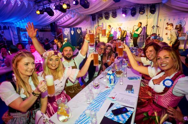 Dożynki piwne w Brovarni to co roku huczna impreza. W tym roku potrwają do 26 października.