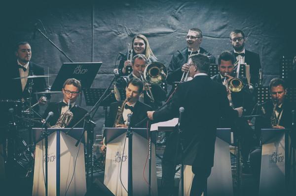 Jan Konop Big Band będzie koncertowo świętować 10 lat istnienia w sobotę, 28 września, w Centrum św. Jana.