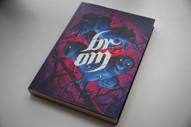 """Debiutancki album Unki Odyi jest komiksem o istotach, które żyją tuż obok nas. Określa się je jako """"nadnaturalne"""", """"nadprzyrodzone"""", """"magiczne""""."""