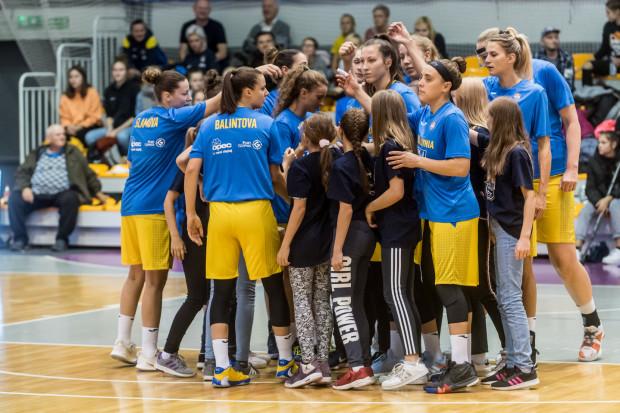 Koszykarki Arki Gdynia awansowała do grona 16 najlepszych drużyn w Europie, ale na tym nie zamierzają poprzestać.