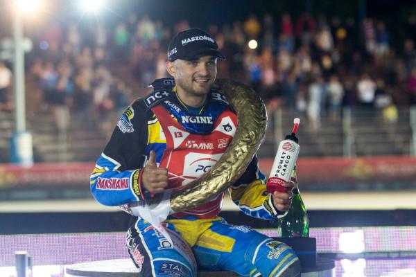 Bartosz Zmarzlik - indywidualny mistrz świata na żużlu 2019.