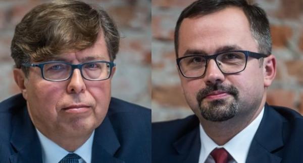 Debata T. Aziewicz kontra M. Horała odbyła się w środę.