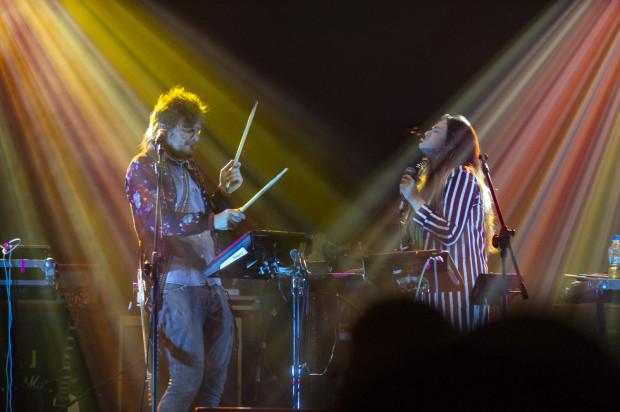 Soundrive Fest (na zdjęciu koncert z tegorocznej odsłony imprezy) dofinansowano kwotą 500 tys. zł.