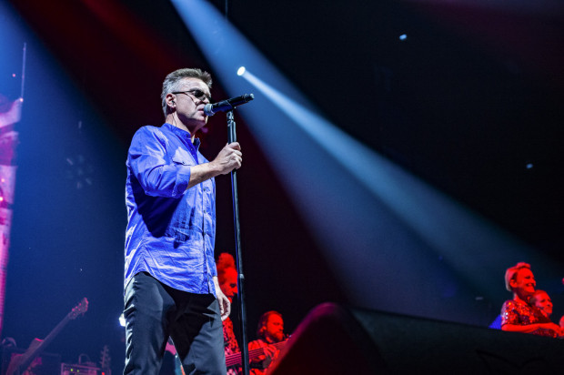 Robert Żarczyński, nowy wokalista Budki Suflera, został ciepło przyjęty przez fanów zespołu.