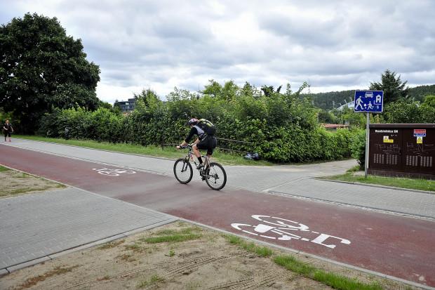 Gra rowerowa trwa przez cały wrzesień i październik.