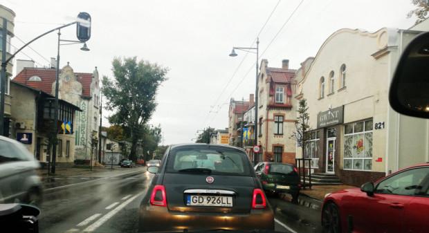 Czytelnicy regularnie informują nas o korkach w Sopocie.