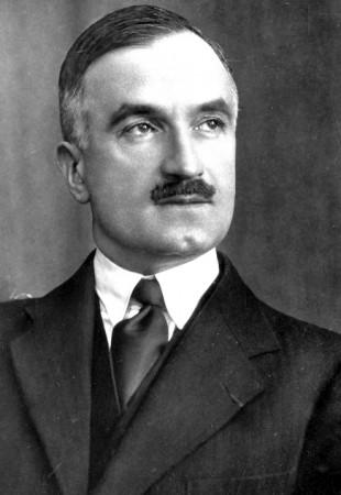 Kazimierz Papée został powołany na komisarza generalnego RP w Wolnym Mieście Gdańsku 25 lutego 1932 r. Pełnił tę funkcję do 1936 r.