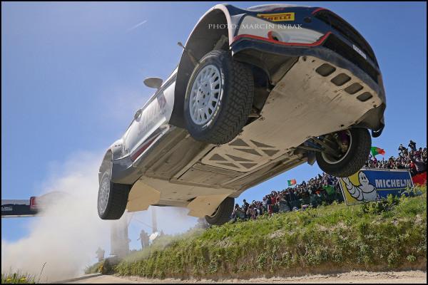 Polski fotograf ma na swoim koncie ponad 200 rund WRC.