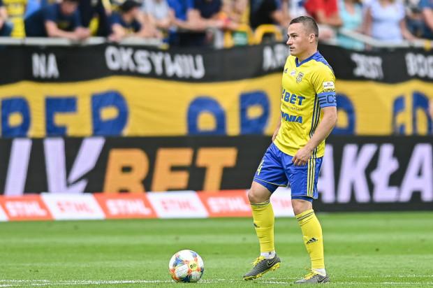 Michał Nalepa uważa, że Arkę Gdynia było stać na wygranie ostatnich derbów Trójmiasta z Lechią Gdańsk.