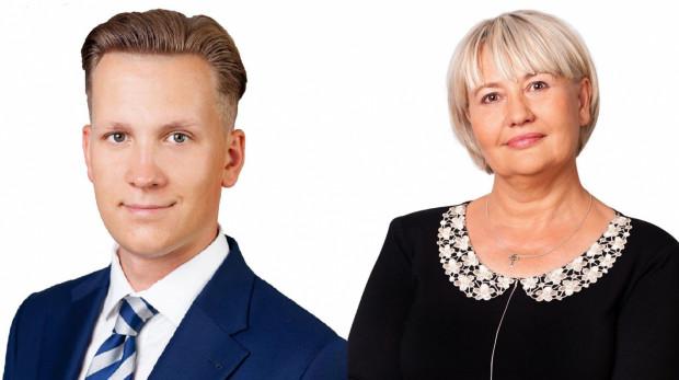 Przemysław Majewski i Barbara Imianowska do klubu PiS dołączą oficjalnie dopiero na listopadowej sesji.