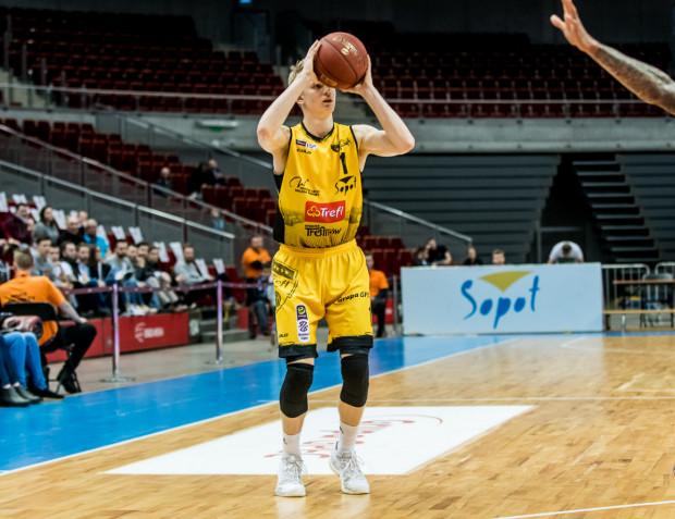 Łukasz Kolenda został bohaterem Trefla Sopot w spotkaniu z Anwilem Włocławek. Młody koszykarz w ciągu ostatnich dwóch minut zdobył 11 punktów i przypieczętował zwycięstwo żółto-czarnych w Hali Mistrzów.