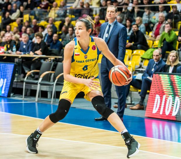 Rebecca Allen zdobyła najwięcej punkt dla Arki Gdynia w wyjazdowym meczu z Fenerbahce Stambuł, ale z wyjątkiem 1. kwarty, ten mecz toczył się pod dyktando rywalek.