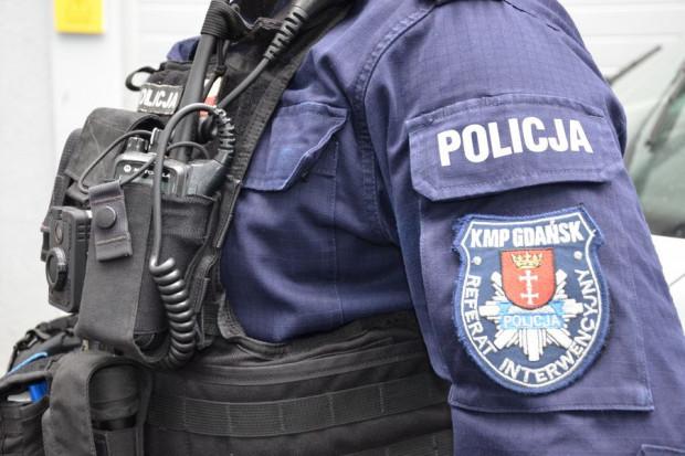 Zatrzymani policjanci pracowali w KMP w Gdańsku.