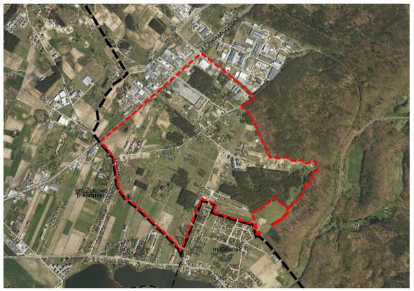 Teren na Kaczych Bukach objęty nowym planem miejscowym.