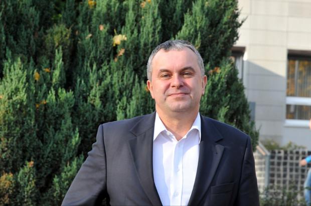 Prof. Waldemar Moska - ponownie wybrany rektorem AWFiS.