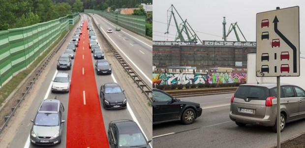 Новые правила и штрафы для водителей в Польше