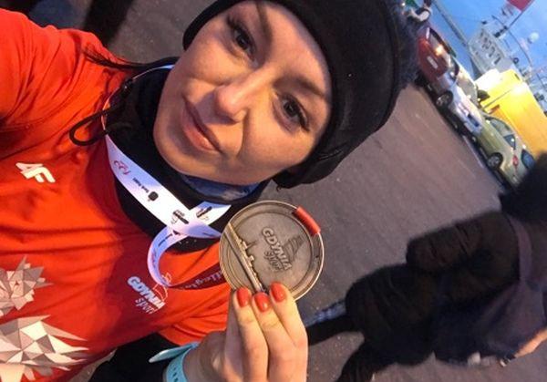 Każdy, kto ukończył bieg, na mecie odebrał medal.