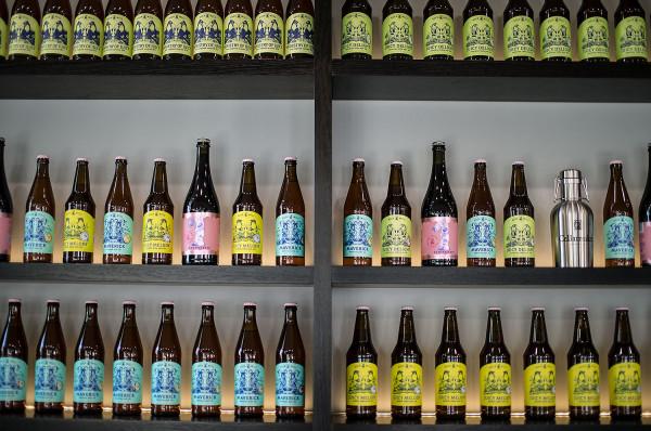 Piw Rockmilla napijemy się przede wszystkim we wrzeszczańskim pubie Maverick.