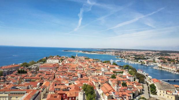 Latem będzie można polecieć z Gdańska do Zadaru w Chorwacji.