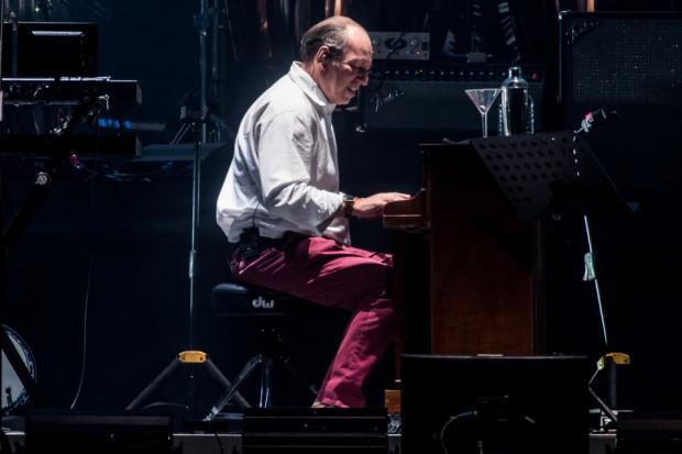 Tym razem Hans Zimmer nie zjawi się osobiście w Ergo Arenie, ale pełni nad projektem kierownictwo artystyczne. Na zdj. podczas koncertu, który odbył się w Ergo Arenie w maju 2017 r.