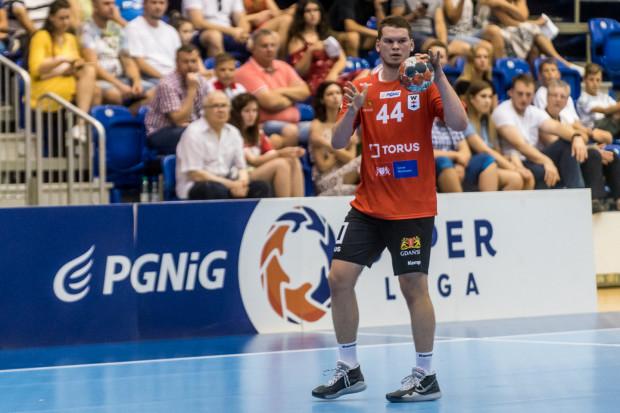 Kamil Adamczyk rzucił sześć bramek dla Torus Wybrzeża Gdańsk. To najlepszy wynik w drużynie Thomasa Orneborga.