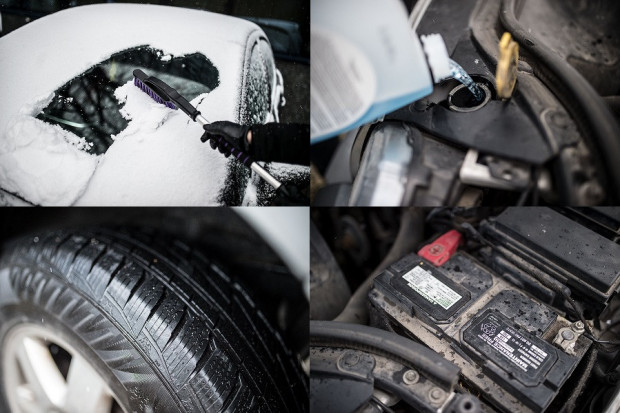 Pamiętajmy, aby sumiennie przygotować auto do zimy.