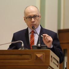 Kazimierz Koralewski, szef klubu PiS