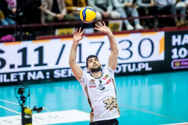 To m.in. dzięki skutecznemu rozegraniu Marcina Janusza, Trefl Gdańsk zwyciężył już trzy mecze w PlusLidze.