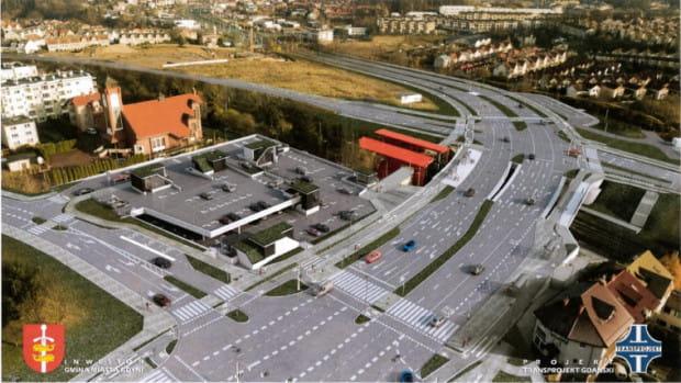 Budowa węzła Karwiny jest najdroższą inwestycją w budżecie Gdyni na 2020 rok.