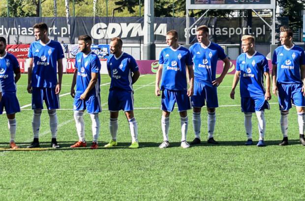 Piłkarze Bałtyku wygrali pierwszy z trzech ostatnich w tym roku meczów kontrolnych.