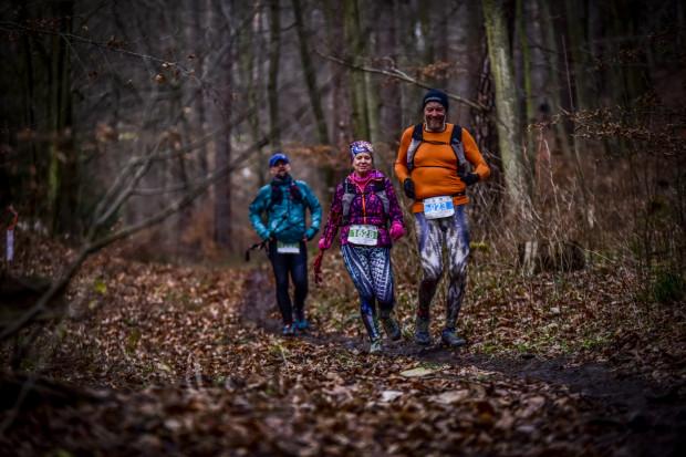 Dla zawodników GUR przygotowano cztery różne dystanse, od 11 do 86 km.
