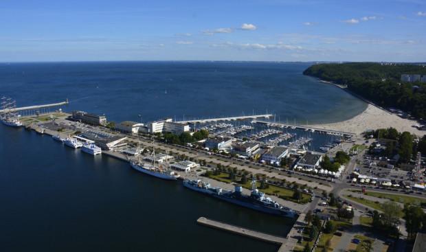 Nadmorskie centrum Gdyni jest unikatowe nie tylko w skali Trójmiasta.
