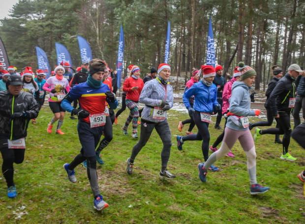 Bieg i marsz nordic walking na Wyspie Sobieszewskiej w całości poprowadzony zostanie trasą o miękkim podłożu.