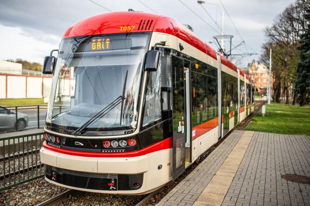 Trzy nowo wskazane osoby zostaną patronami tramwajów typu Pesa Jazz Duo.