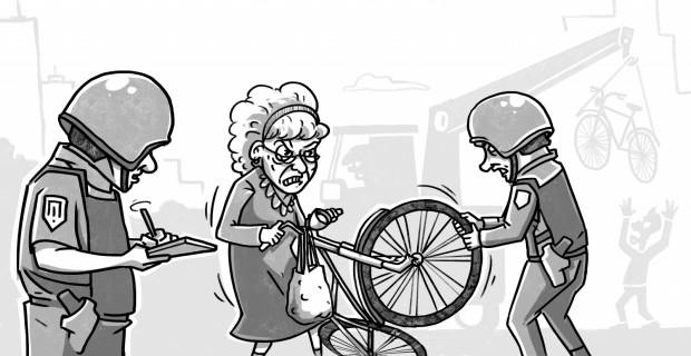 I za przekroczenia rowerowe zdarzają nam się mandaty. Sprawdź, jakie kwoty za nieprzestrzeganie przepisów obowiązują w tym roku.