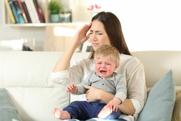 """""""Hajnid"""" to spolszczona nazwa angielskiego terminu """"high need baby"""", który oznacza dziecko wysoko wymagające."""