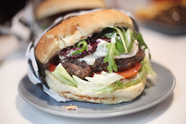 Burger Kozacky.