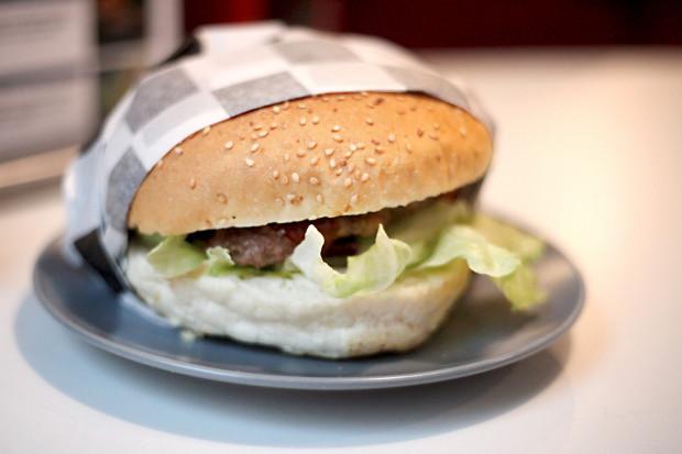 Burger Oldschool.