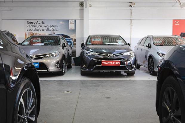 Toyota Plus to nie tylko samochody tej japońskiej marki. Dealer sprzedaje używane auta różnych marek.