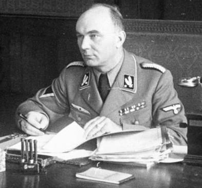 Zbrodniarz wojenny Artur Greiser (1897-1946)