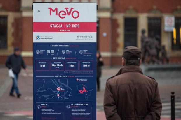 Podczas spotkania otwartego zostanie przedstawiony harmonogram działań dotyczących MEVO.