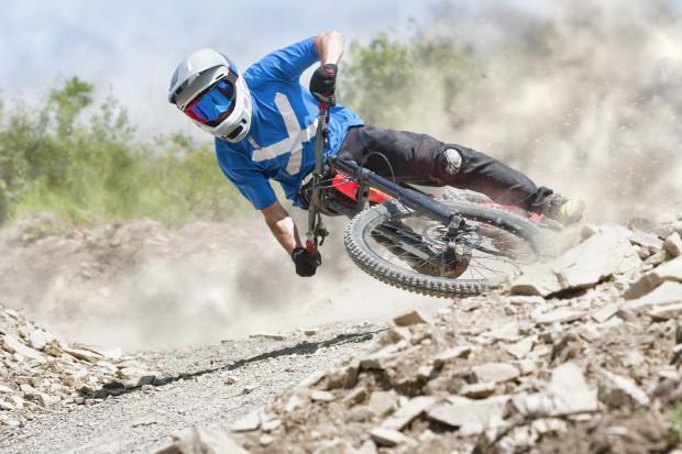 Rower górski to adrenalina i wolność.